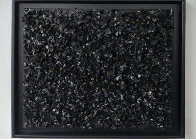 Diamants noirs bruts