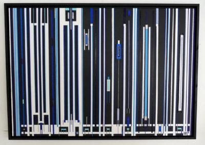 Code barre 4 (bleu)